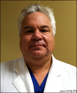 Dr. Arturo Corces - Orthopedic Surgeon - Hip and Knee Replacement