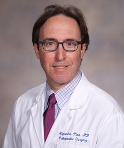 Dr. Alejandro Pino - Orthopedic Surgery - Foot and Ankle Surgery