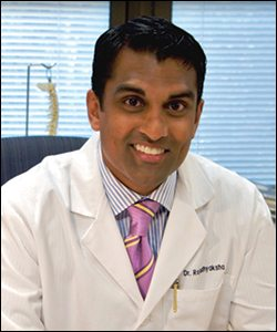 Dr. Rajadhyaksha - Spine Surgery - Miami Institute for Joint Replacement